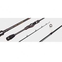 Спиннинг штекерный Lucky John One Sensoric Freshwater Jigging 198, углеволокно, 1,98 м, тест: 2-10г